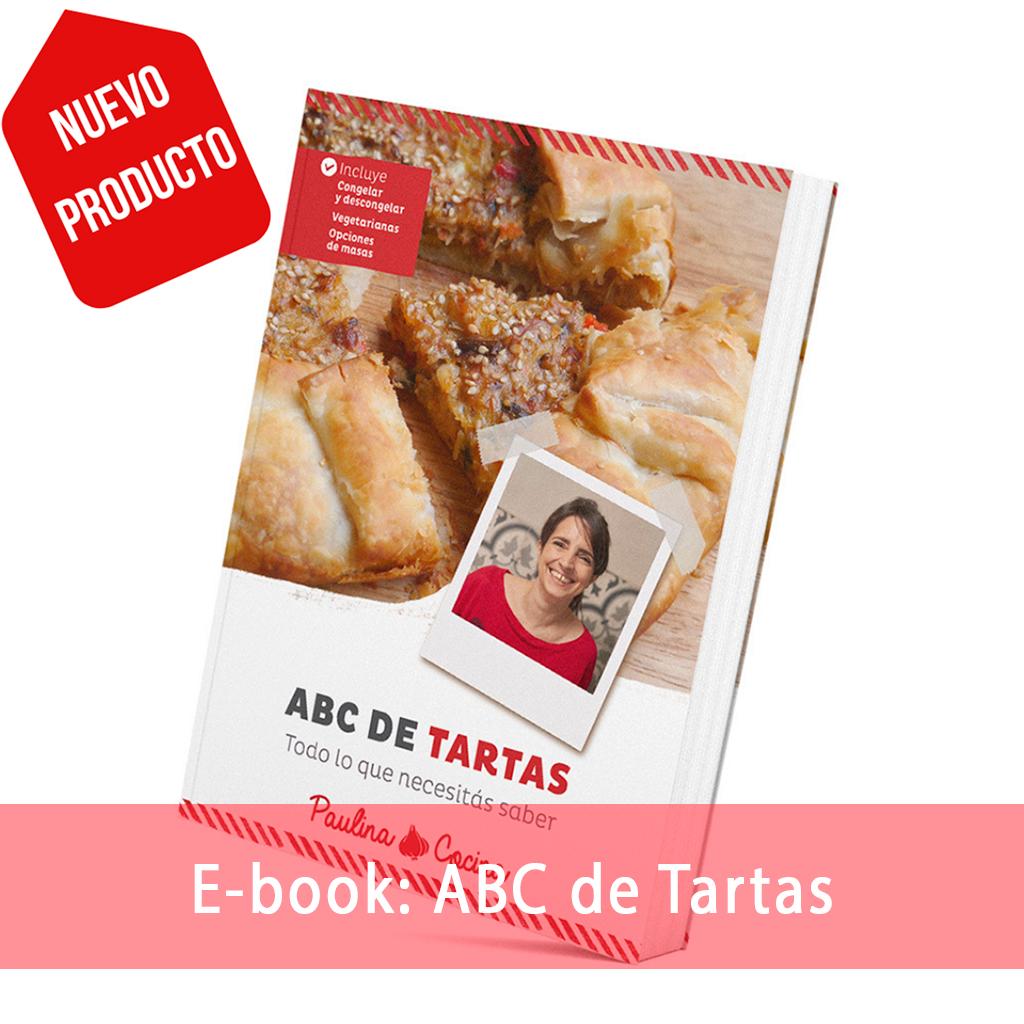 """Ebook """"ABC de tartas"""""""